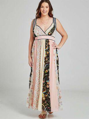 Zarina Maxi Dress - A'Beautiful Soul