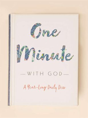 One Minute with God Pocket Devotional - A'Beautiful Soul
