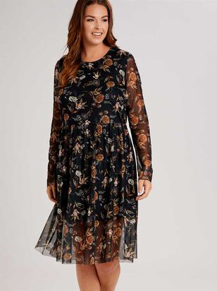 Diya Midi Dress - A'Beautiful Soul