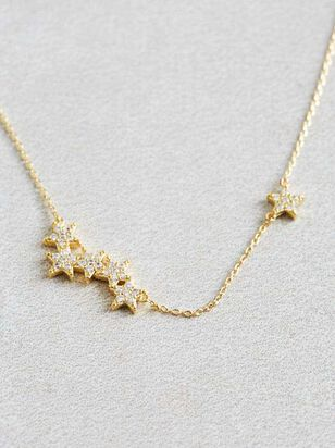 Star Cluster Necklace - A'Beautiful Soul