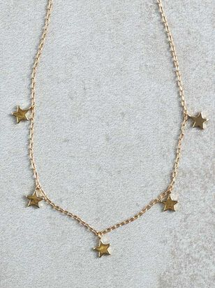 Star Dangles Necklace - A'Beautiful Soul