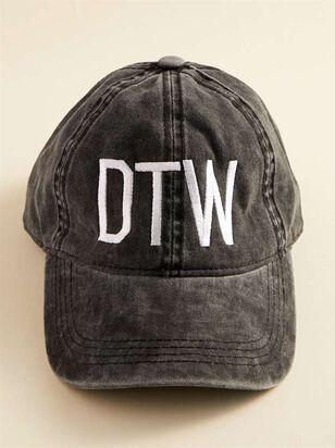 Detroit Baseball Hat - A'Beautiful Soul