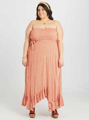 Audrina Maxi Dress - A'Beautiful Soul