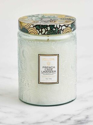 French Cade Lavender Jar Candle - A'Beautiful Soul