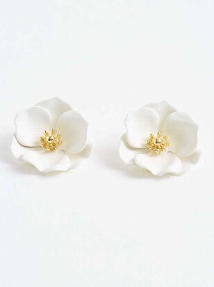 Magnolia Earrings - A'Beautiful Soul