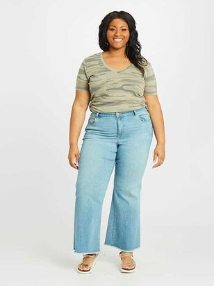 Oakley Flare Jeans - A'Beautiful Soul