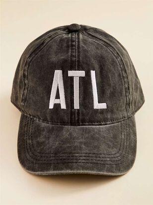 Atlanta Baseball Hat - A'Beautiful Soul