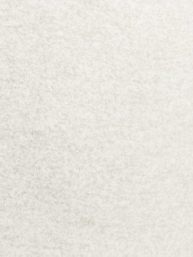 Barlow Top - Oatmeal Detail 4 - A'Beautiful Soul