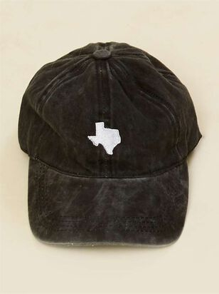 Our Home Canvas Baseball Hat - Texas - A'Beautiful Soul
