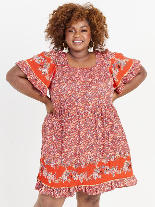 Sunray Dress - A'Beautiful Soul