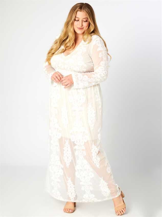 Norrie Maxi Dress - A'Beautiful Soul