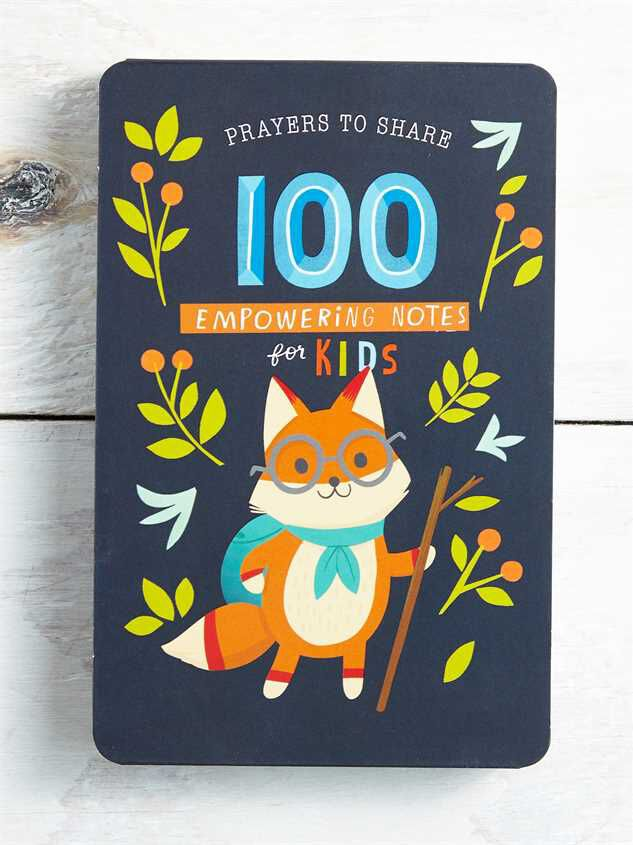 Tullabee 100 Empowering Notes for Kids - A'Beautiful Soul