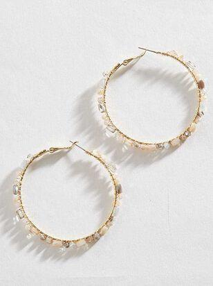 Deandra Earrings - A'Beautiful Soul