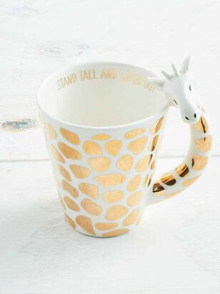Giraffe Stand Tall Mug - A'Beautiful Soul