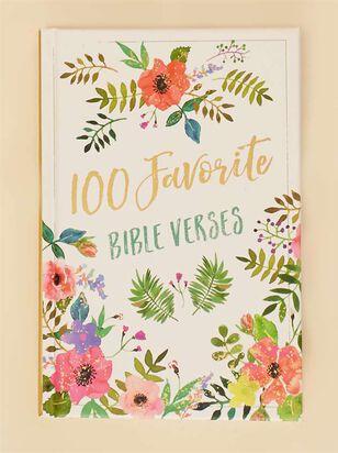100 Favorite Bible Verses - A'Beautiful Soul