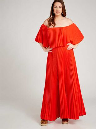 Audrianna Maxi Dress - A'Beautiful Soul