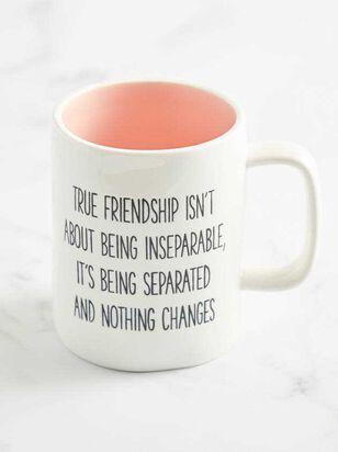 True Friendship Mug - A'Beautiful Soul