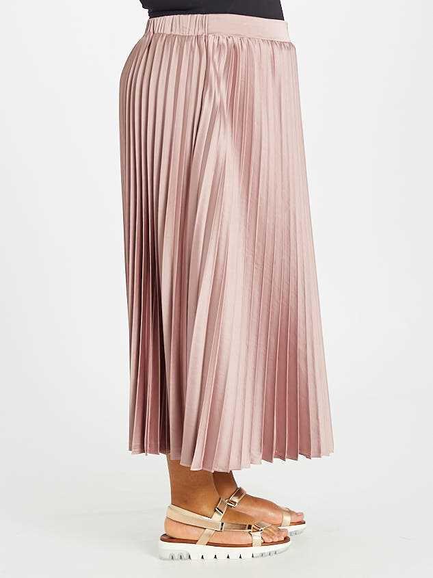 Avenue Midi Skirt Detail 3 - A'Beautiful Soul