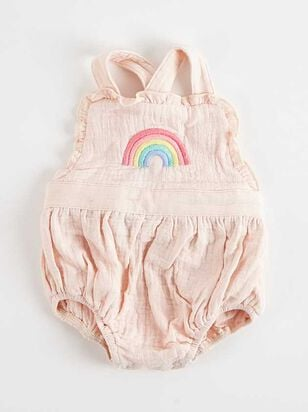 Rainbow Sunsuit - A'Beautiful Soul