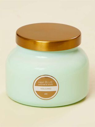 Spearmint Jar Candle - Volcano Scent - A'Beautiful Soul