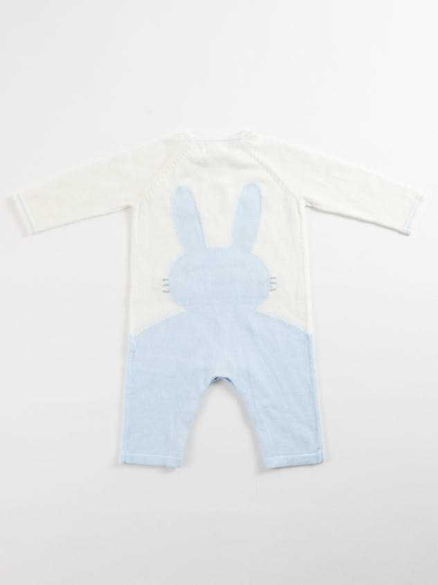 Tullabee Bunny Onesie Detail 2 - A'Beautiful Soul