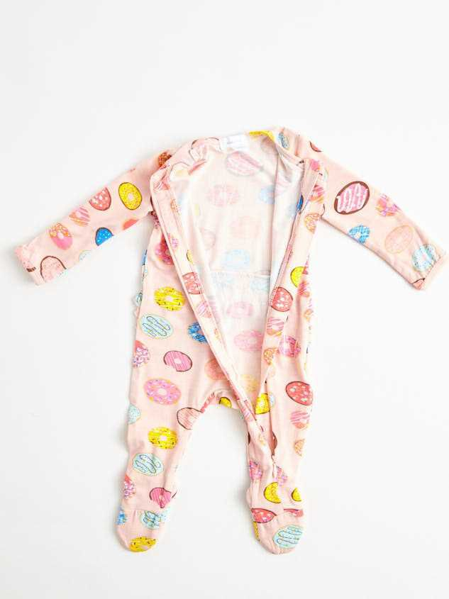Tullabee Donut Onesie Detail 2 - A'Beautiful Soul