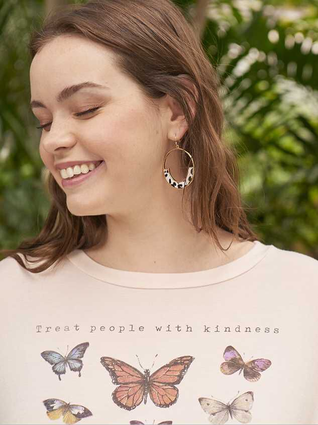 Treat People With Kindness Top - A'Beautiful Soul