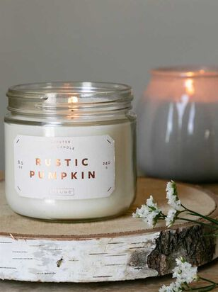 Rustic Pumpkin Candle - A'Beautiful Soul