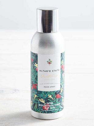 Signature Christmas Scent Room Spray - A'Beautiful Soul