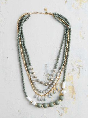 Barletta Necklace - A'Beautiful Soul