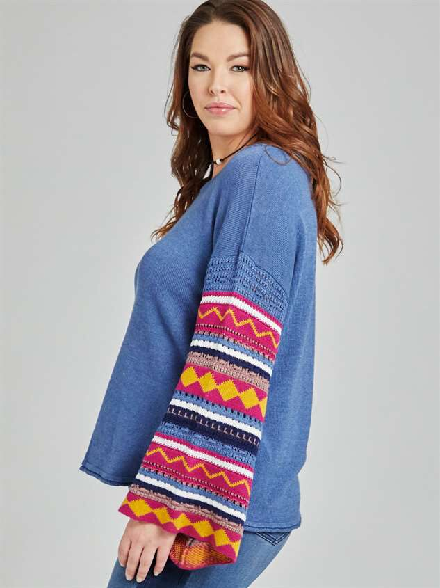 Killian Sweater Detail 3 - A'Beautiful Soul
