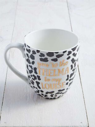 Thelma to My Louise Mug - A'Beautiful Soul