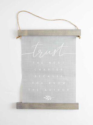 Trust Banner - A'Beautiful Soul