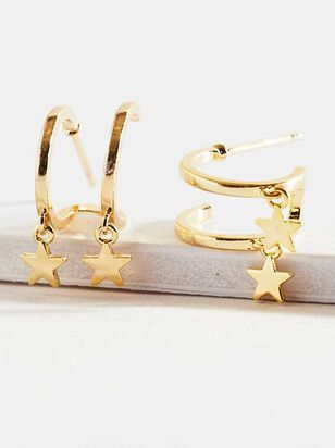 Chasing Stars Earrings - A'Beautiful Soul
