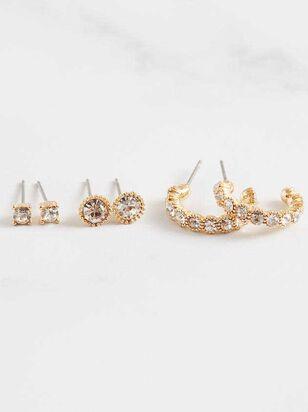 Twinkle Earring Set - A'Beautiful Soul