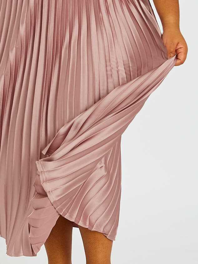 Avenue Midi Skirt Detail 5 - A'Beautiful Soul