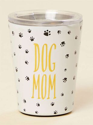 Dog Mom Mini Tumbler - A'Beautiful Soul