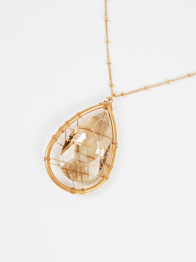 Carmella Necklace Detail 3 - A'Beautiful Soul