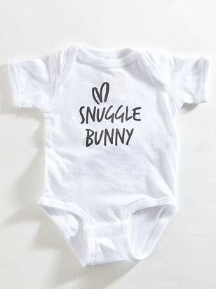 Tullabee Snuggly Bunny Onesie - A'Beautiful Soul