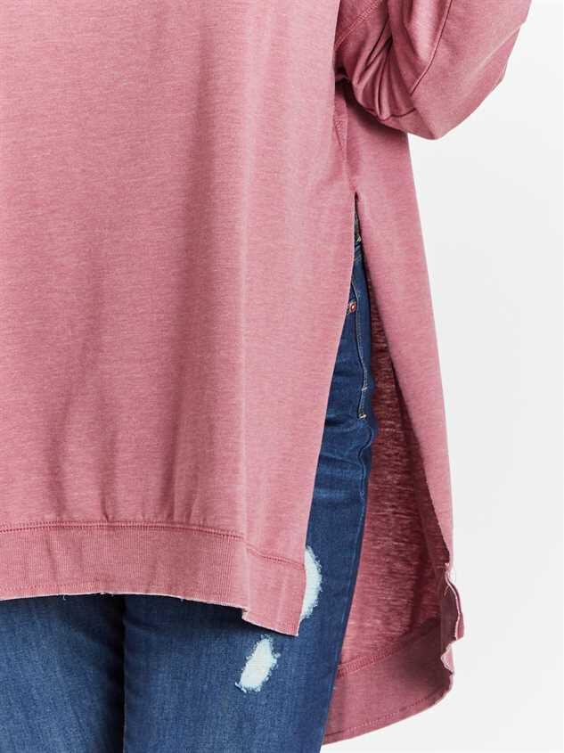 Weekender Tunic Top Detail 4 - A'Beautiful Soul