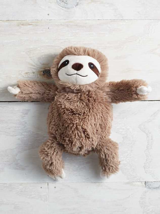 Tullabee Mini Sloth Warmie Detail 2 - A'Beautiful Soul