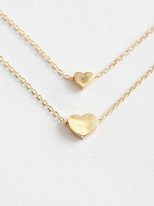 Double the Love Necklace - A'Beautiful Soul
