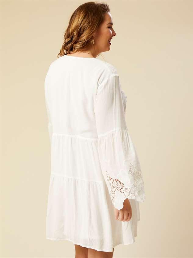 Helena Dress Detail 3 - A'Beautiful Soul