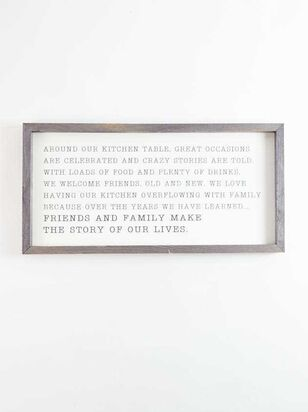 Story of Our Lives Wall Art - A'Beautiful Soul