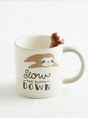 Slow the Sloth Down Mug - A'Beautiful Soul