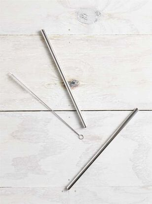 Reusable Straw Set - A'Beautiful Soul