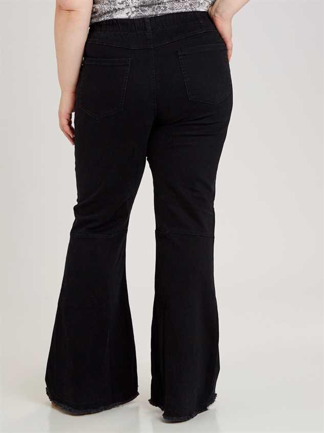 Jackie Flare Pants Detail 3 - A'Beautiful Soul