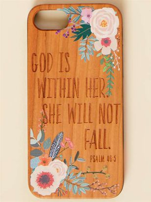 God is Within Her iPhone 7/8 Case - A'Beautiful Soul