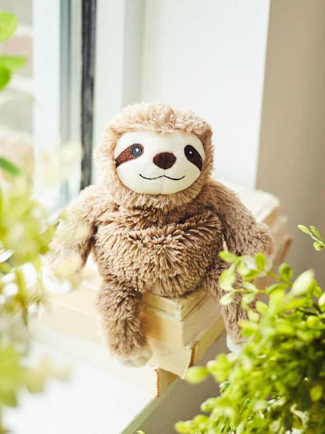Tullabee Mini Sloth Warmie - A'Beautiful Soul