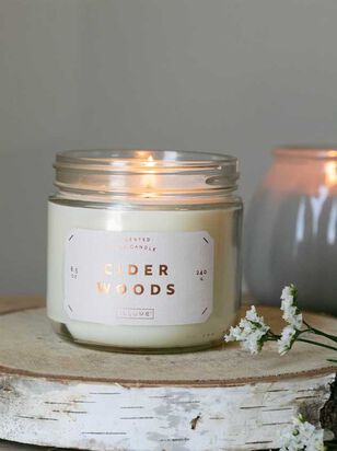 Cider Woods Candle - A'Beautiful Soul